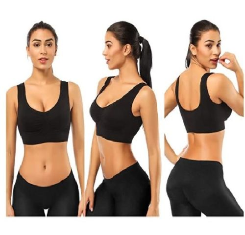 6. BESTENA Comfortable Seamless Sports Bras for Women