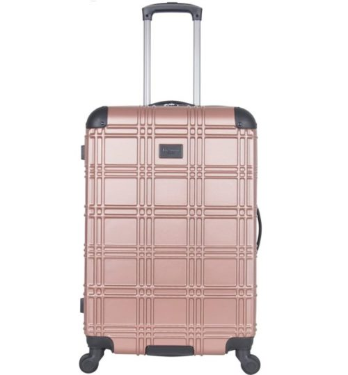 6.Ben Sherman Luggage Nottingham 24 Embossed