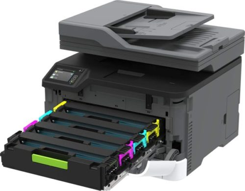 7. Lexmark Wireless Fax Machine Multifunction with Print Copy Scan