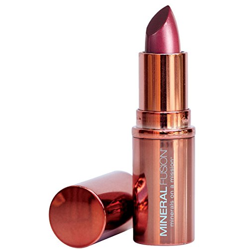 10. Mineral Fusion Gem Luxurious Lipstick