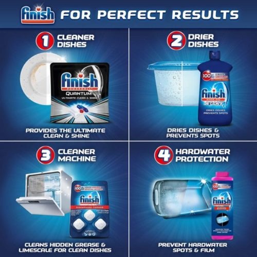 2. Finish Jet-Dry Dishwasher Rinse Aid