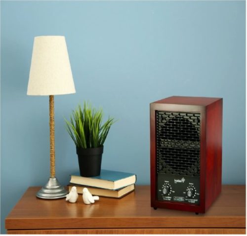 7. Ivation Ozone Generator Air Purifier for Allergy