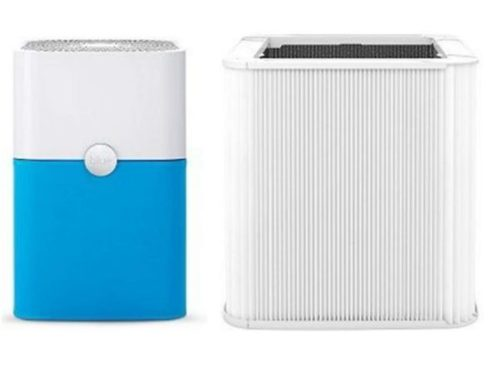9. Blue Pure Air Purifier and Activated Carbon