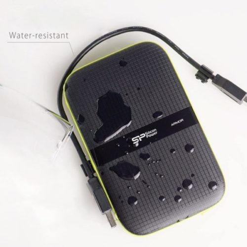 10. SP Silicon Power 5TB Rugged Armor Shockproof Portable External Hard Drive