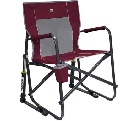 2. GCI Portable Folding Fishing Outdoor Freestyle Rocker Chair