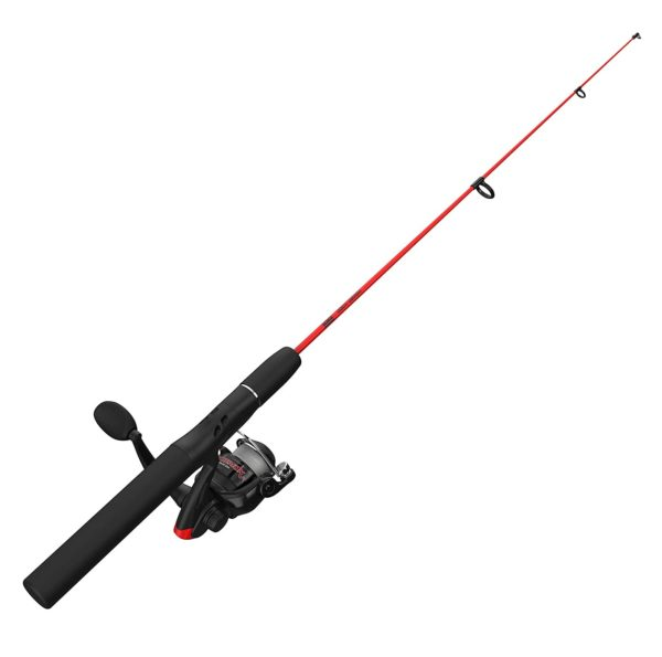 2. Zebco Dock Demon Spinning Reel and Fishing Rod Combo