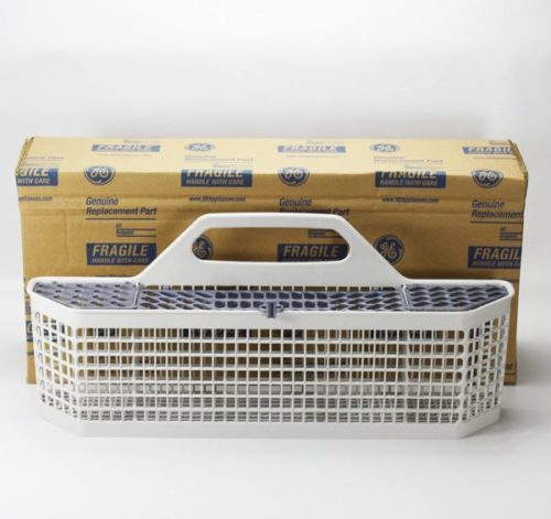 3. GE Store Dishwasher Basket Silverware Set