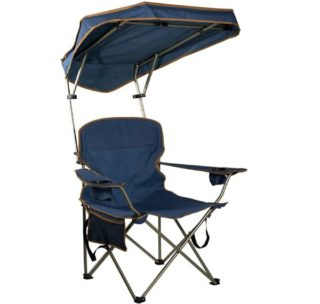 3. Quik Shade MAX Shade Fishing Chair