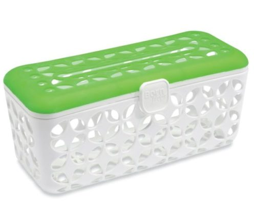 4. BPA-Free Dishwasher Basket Quick Load