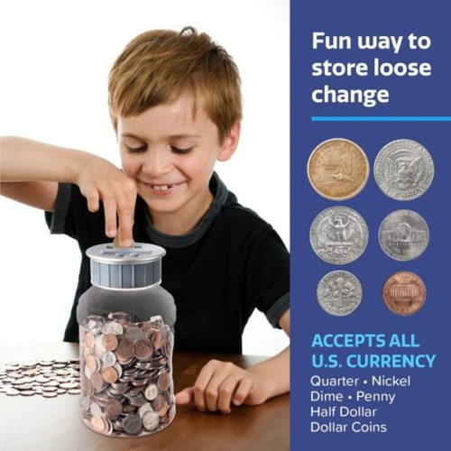 6. M&R Digital Counting Coin Counting with All US Coins-in Retail Packaging