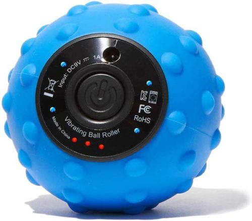 10. NatraCure Rechargeable Vibrating Massage Ball Roller