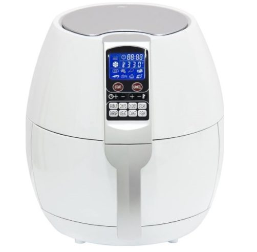 14. The Best Choice Product Air Fryer with Digital LED Screen and Temperature Control