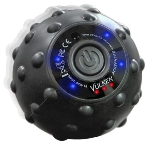 4. Vulken Acusphere Vibrating Massage Ball for Home and Fitness Use
