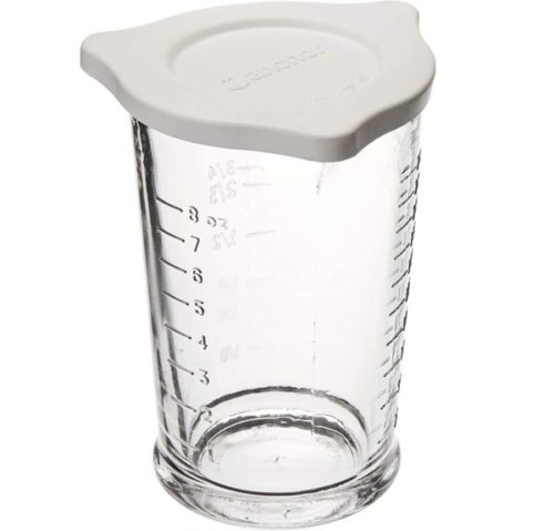 5. Anchor Hocking Triple Glass Measuring Cup