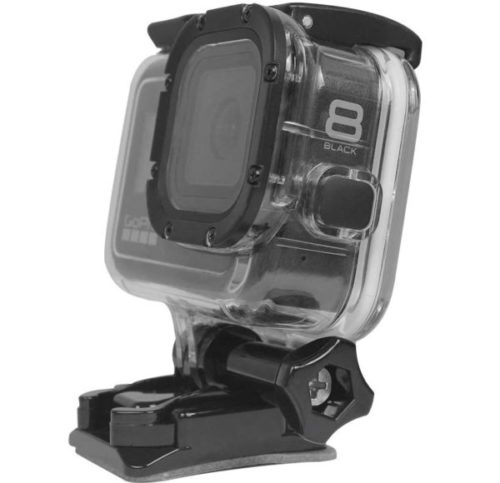 5. HOLACA Sticky GoPro Helmet Mount Kit with Adhesive
