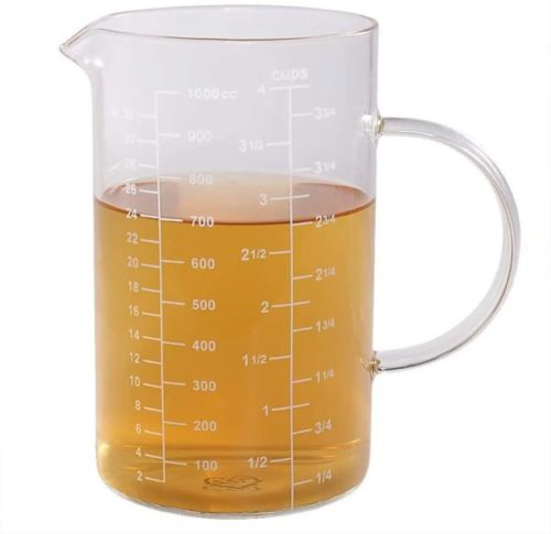 6. 77L Liquid Measuring Cup for Kitchen