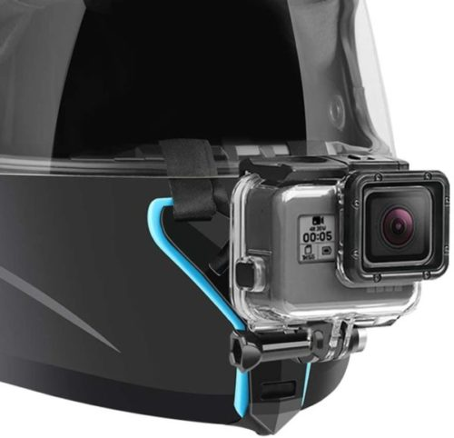 8. Lupholue Motorcycle GoPro Helmet Mount Kit
