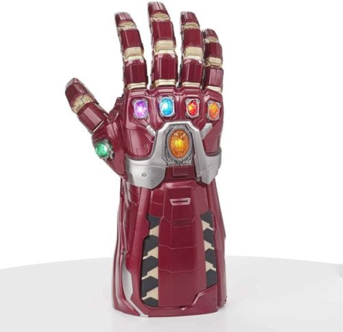 1. Avengers Marvel Endgame Electronic Iron Man Glove