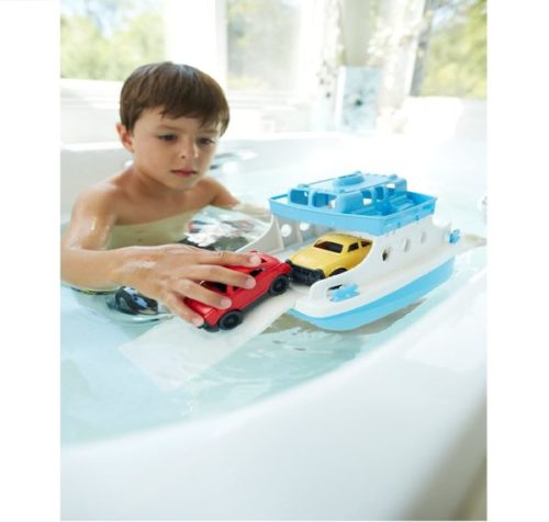 1. Green Toys Ferry Toy Boat for Pool