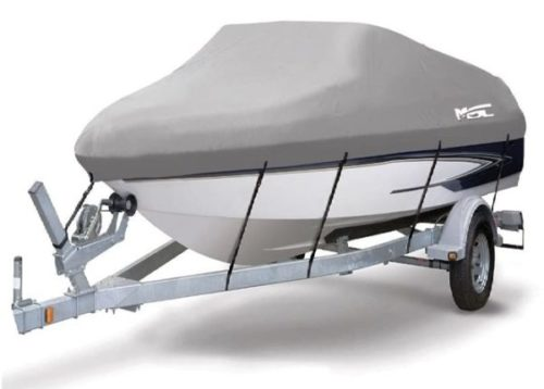 1. MSC Heavy Duty Marine Grade Boat Cover Waterproofing