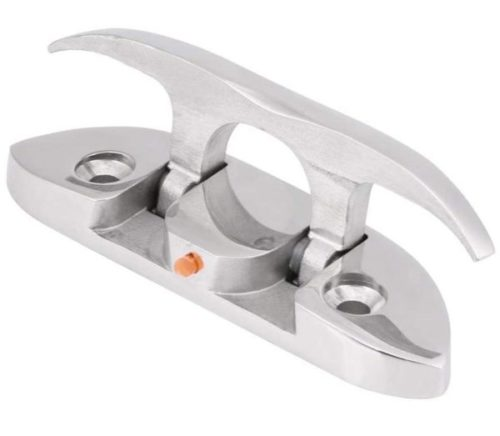 10. Acouto Stainless Steel Boat Cleat Fasteners