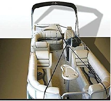 15. CSR Universal Boat Cover Support System