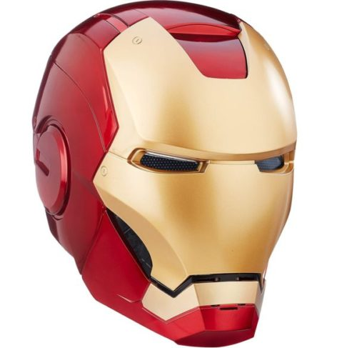 2. Marvel Legends Electronic Iron Man Helmet
