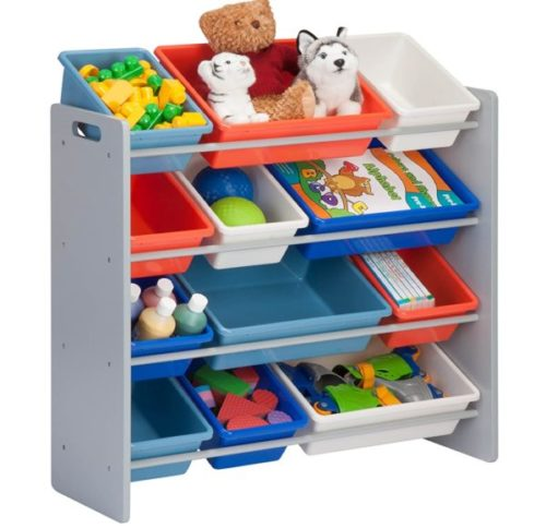 4. Honey-Can-Do Toy Storage and Organizer Bins