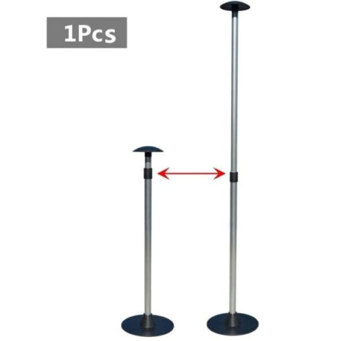 6. COCO Aluminum ABS Boat Cover Support Pole System with 3 Stage Adjustable Extension