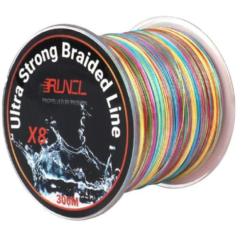 6. RUNCL Ultra Strong Braided Fishing Line