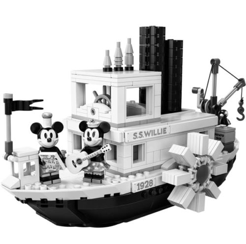 7. LEGO Disney Toy Boat for Kid