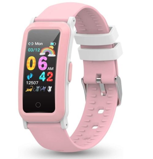 10. YoYoFit Blood Pressure Blood Oxygen Kids Fitness Tracker and Other Modern Health Monitor Tools