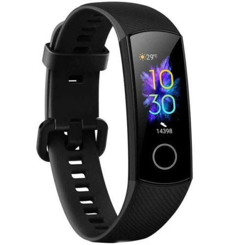 12. Honor Band 5 Waterproof Smart Bracelet Watch with AMOLED Touch Display Fitness Tracker