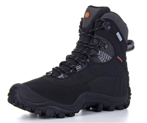 12. XPETI Thermador Mid Rise Outdoor Hiking Waterproof Boots for Men