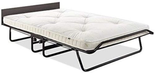 13. Jay-BE Visitor Guest Bed with Pocket Mattress - Steel Folding Bed Frame