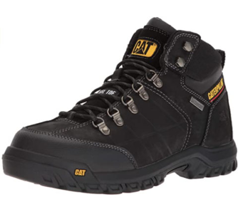 15. Caterpillar Threshold Steel Toe Industrial Waterproof Boots for Men Breathable -Top Rated Waterproof Leather Boots