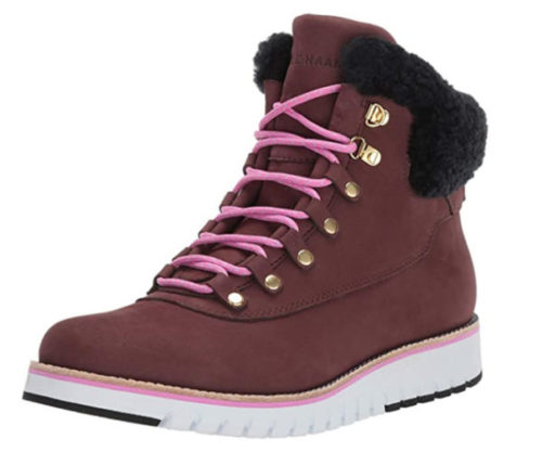 15. Cole Haan Waterproof Boots Women Zerogrand Hiking Boot