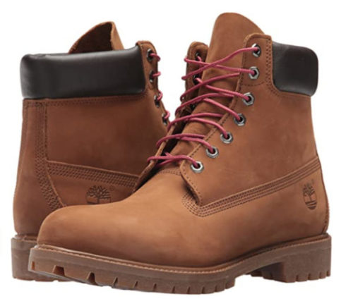 2. Timberland Waterproof Boots for Men -Top Rated Waterproof Leather Boots