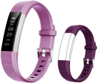 3. BIGGERFIVE Kids Fitness Tracker Watch