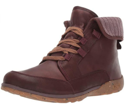 8. Chaco Waterproof Boots Women Barbary - Top Rated Waterproof Ankle Boots