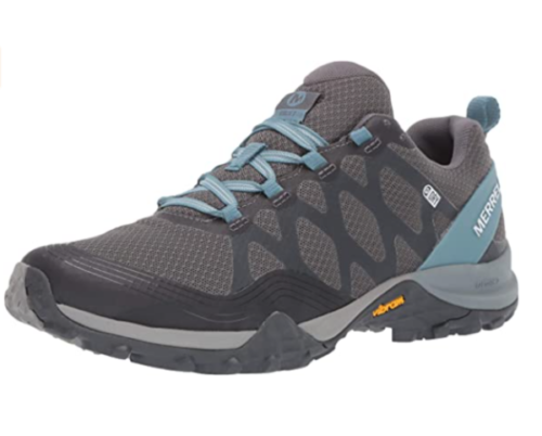 9. Merrell Waterproof Shoe for Women - Hiking Waterproof Sneakers