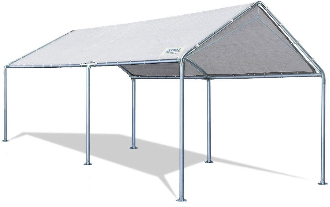 Quictent 10X20ft Upgraded Heavy Duty Car Canopy