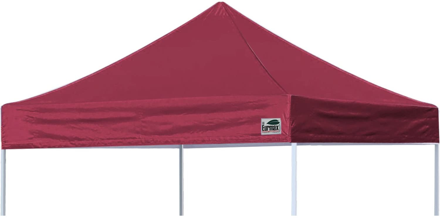 Eurmax 10x10 Pop Up Canopy Replacement Canopy Tent