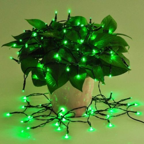 Solarmks Waterproof LED Solar Christmas Fairy String Lights Outdoor