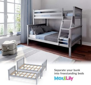 Bunk Beds With Trundles for Kids