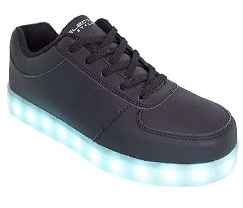 Electric Styles Light Up LED Shoes for Women and Men